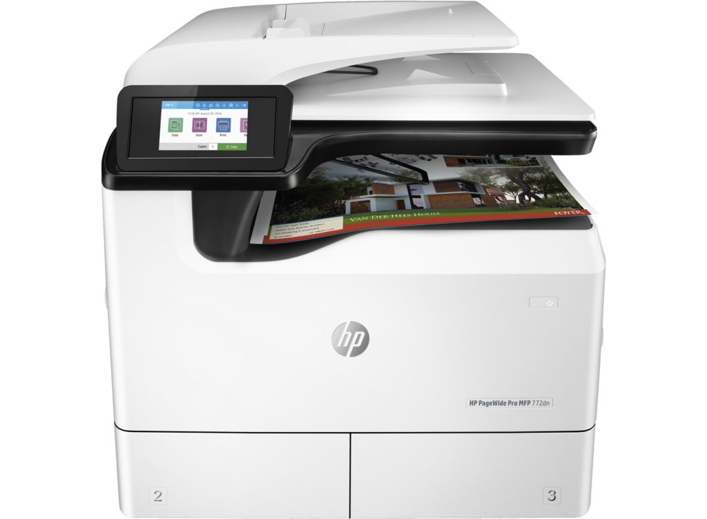 Multifunktionsgerät von HP